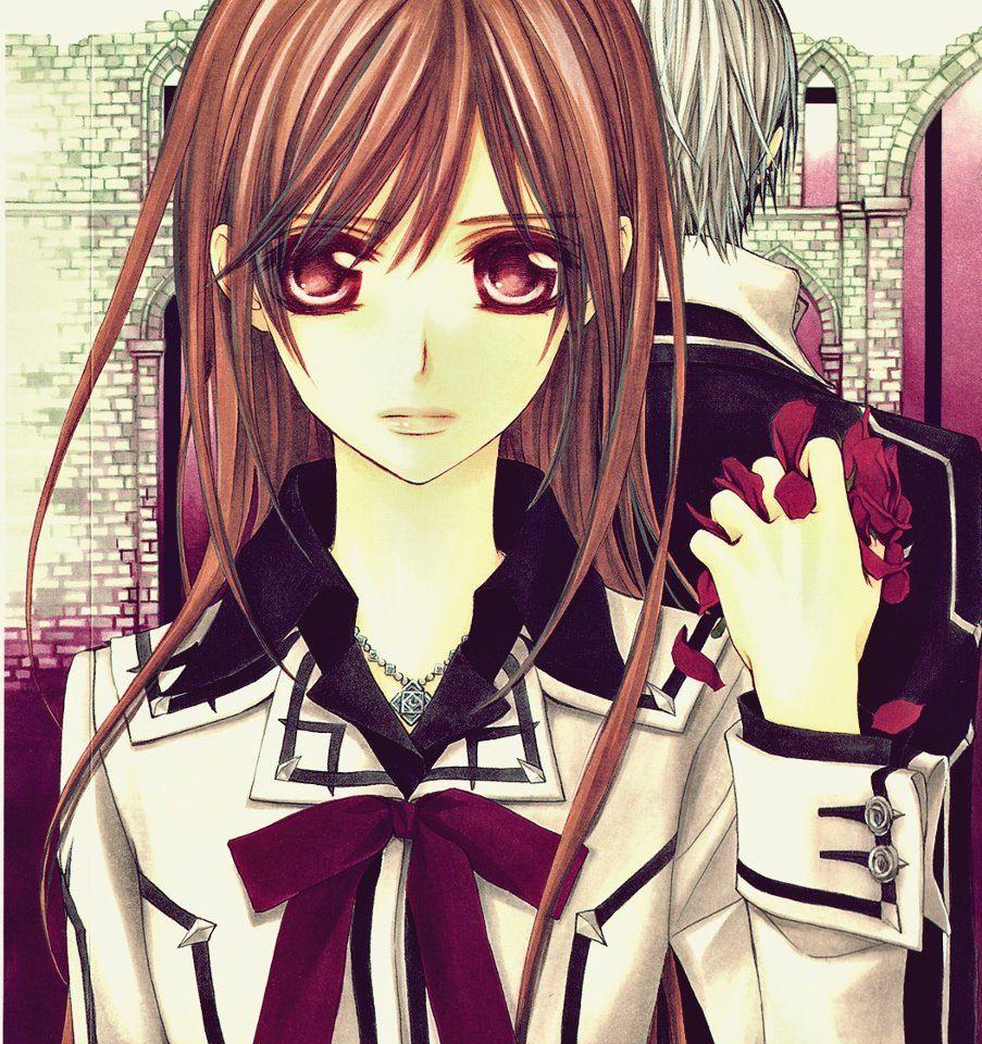 Yuki Kuran NightClass Uniform xD Vampire Knight