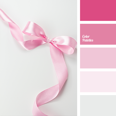 Baby Pink Color Bright Palette Solution Dark Gray Light Lilac Magenta Pale Selection Of Colors