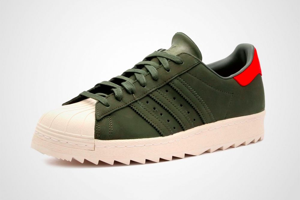 low priced 347a7 62ce6 The adidas Superstar Receives a Hiking-Inspired Makeover
