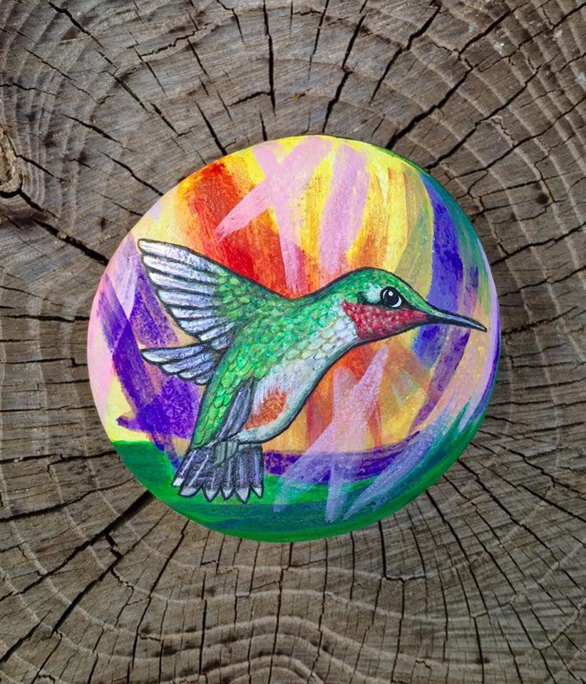 Pin na nástenke pebbles and stones Birds 2