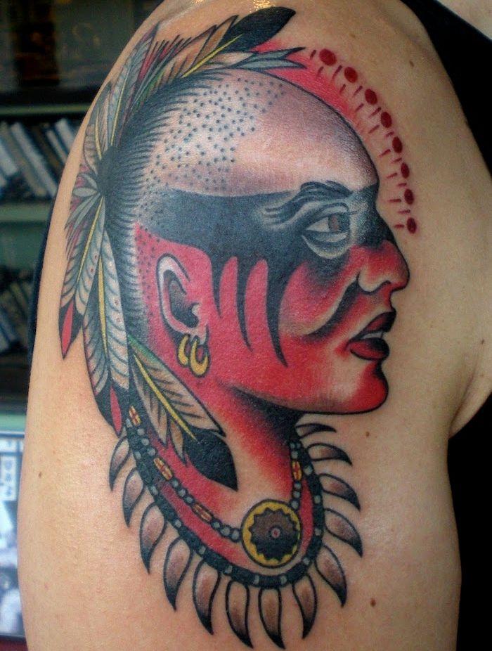 1001 Modeles Impressionnants Du Tatouage Indien Tattoo