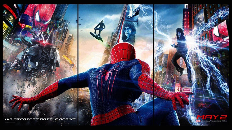 The Amazing Spiderman 2 Wallpapers 006 1440x810 Pixels