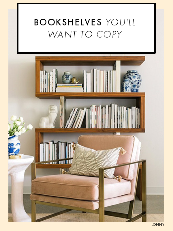 20 Bookshelves You Ll Want To Copy Asap Home Decor Interior