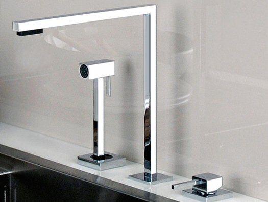 Gessi Minimo Faucet Modern Kitchen Faucet Modern Kitchen Taps Kitchen Faucet Design