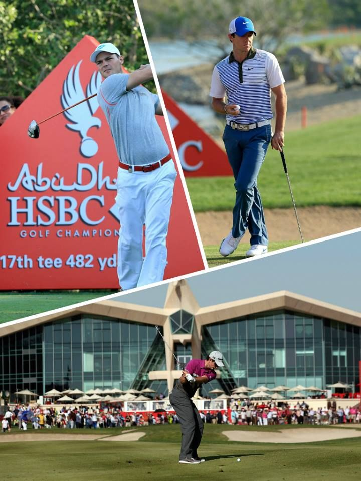 McIlroy, Rose and Kaymer - which player would you add to make a fearsome fourball #InAbuDhabi? #ADunexpected