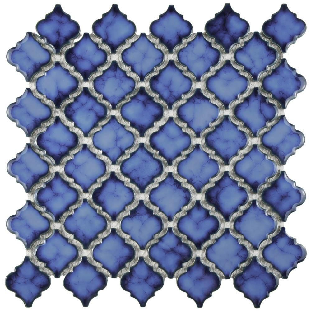 Tangier Mosaics - Sapphire 2 1/2\