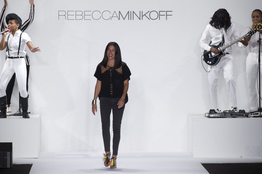 Successful Women Entrepreneurs  Rebecca Minkoff  Female