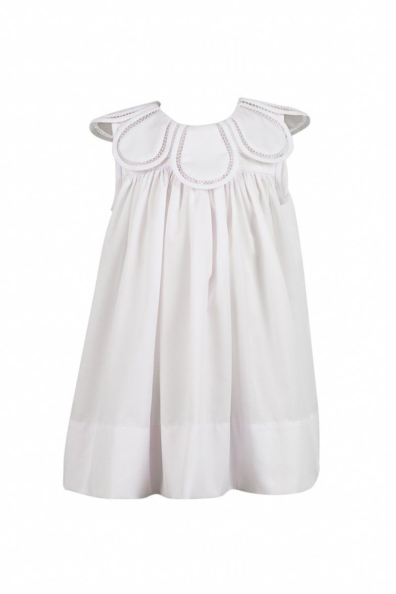 The Proper Peony Classic Tulip Dress White Tulip Dress Girl Outfits Dresses [ 1200 x 800 Pixel ]