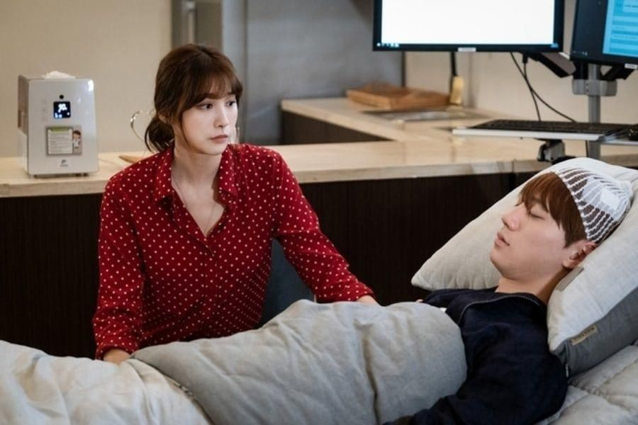 """U-KISS's Jun + Yoo In Young's Relationship Changes After Facing Life-Or-Death Situation Together In """"Good Casting"""""""