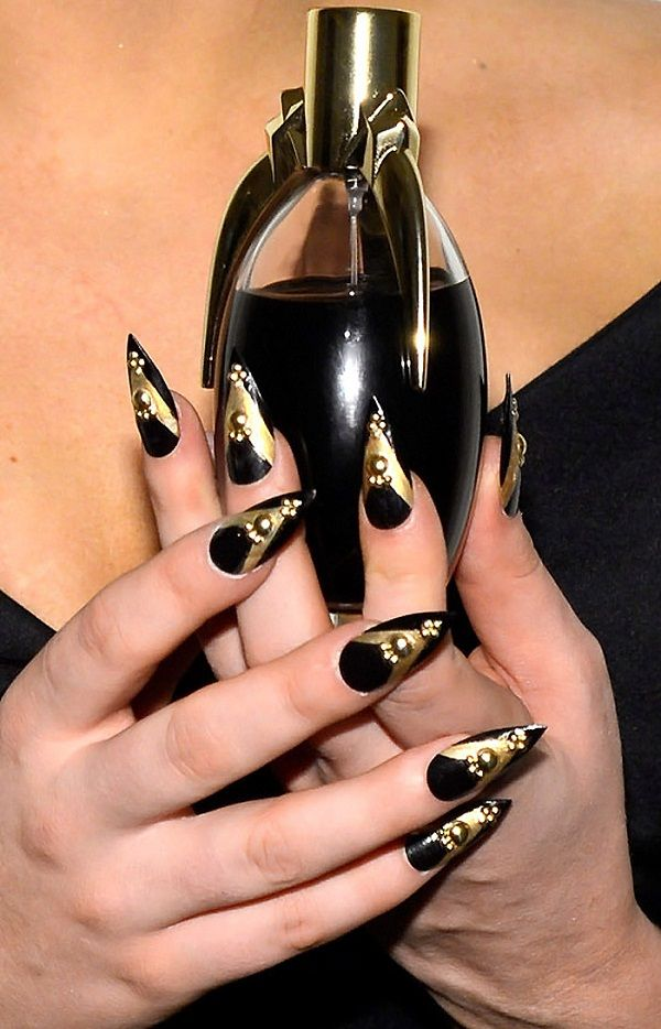 Lady Gaga\'s Fake Nail Sells at $13K and Miley Cyrus Is Upto ...