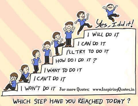 Taking One Step At A Time Quotes For Students Inspirational Quotes About Success Steps To Success