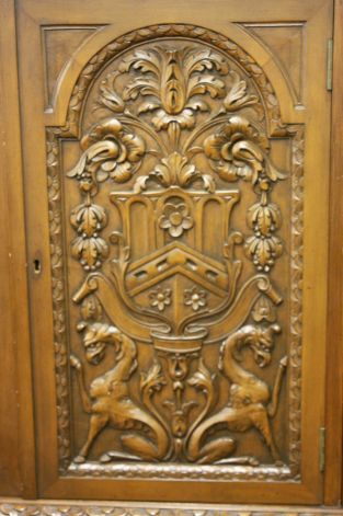 Kirby furniture donated to Kirby-Hill House. A Carvings SculptureWood ...