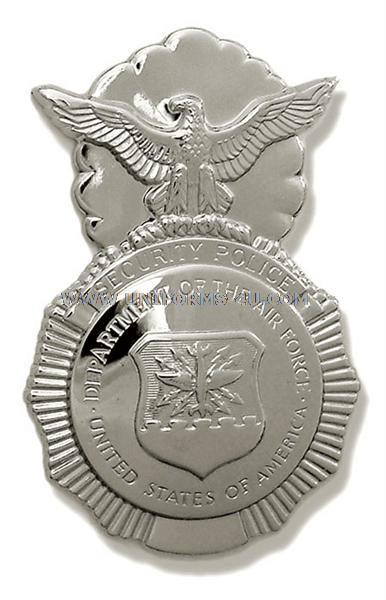 Air Force Security Forces Badge | United States USAF ...
