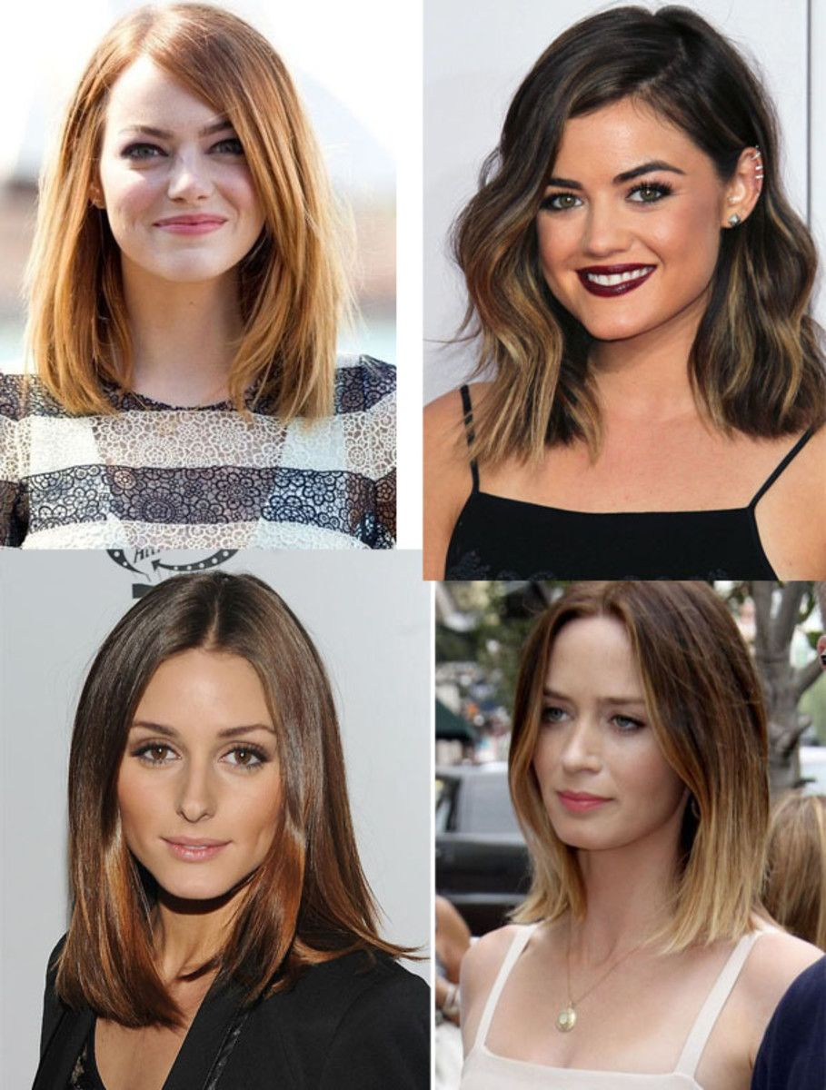 Discover The Best Haircut For Your Face Shape Hair And Back Again
