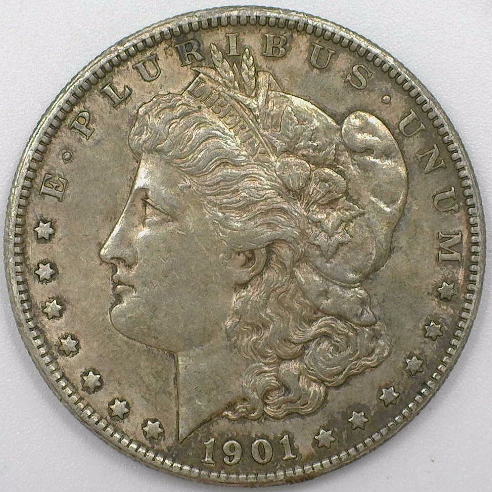 1901 american coins