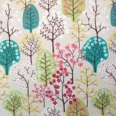 Scandinavian Fabrics Hus Hem Scandinavian Design For The House And Home Scandinavian Fabric Scandinavian Pattern Prints