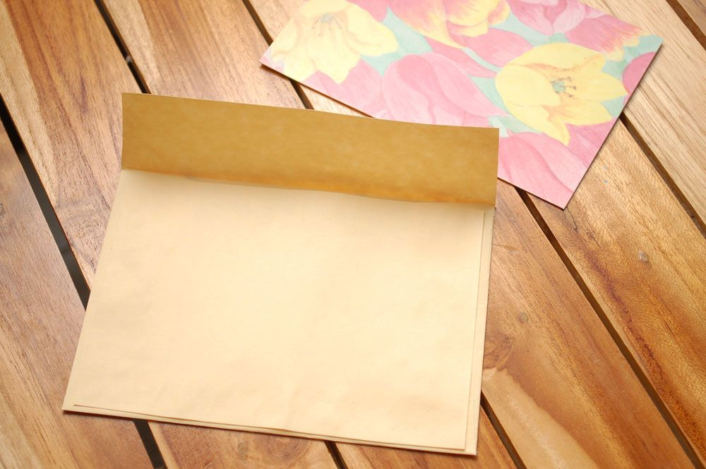 Make a greeting card envelope envelopes craft and cards how to make a greeting card envelope via wikihow bookmarktalkfo