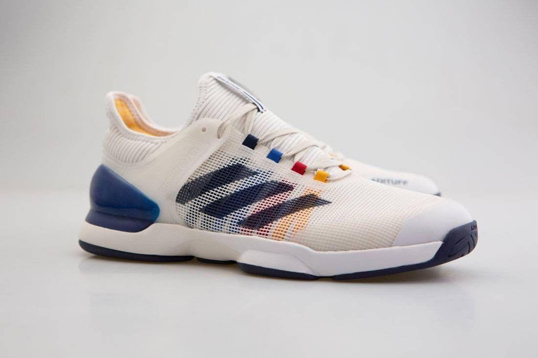 1284c7fe470be  130 CG3086 Adidas x Pharrell Williams Men Adizero Ubersonic 2 white ...