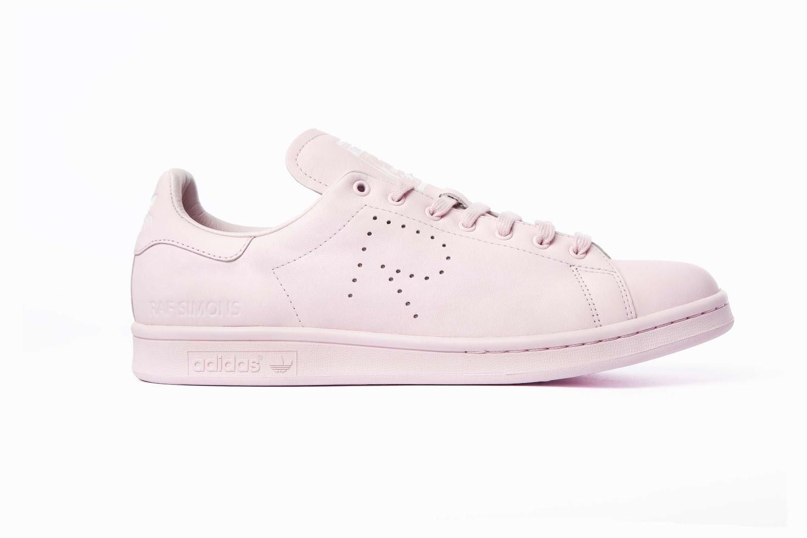 purchase cheap d8e8f 8ca62 Raf Simons Rose Jawns. Raf Simons Rose Jawns. Raf Simons Sneakers, Adidas  Stan Smith ...
