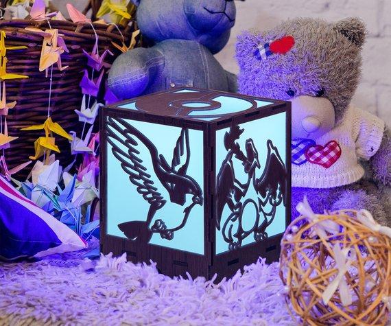 Pokemon Nightlights For Toddlers Bightlights For Childrenu0027s Rooms Night  Light For Baby Room Night Li