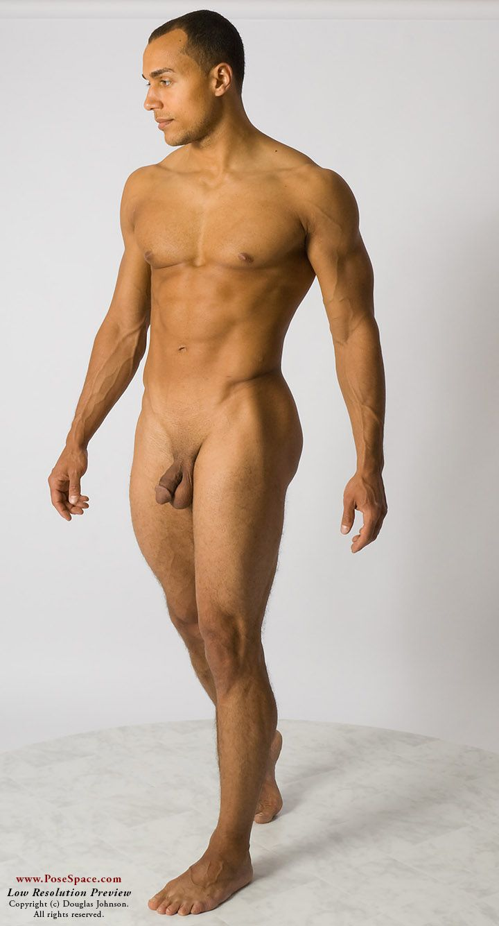 Art Models Jesse is a Male Model for Artists to Drawing him as a ...