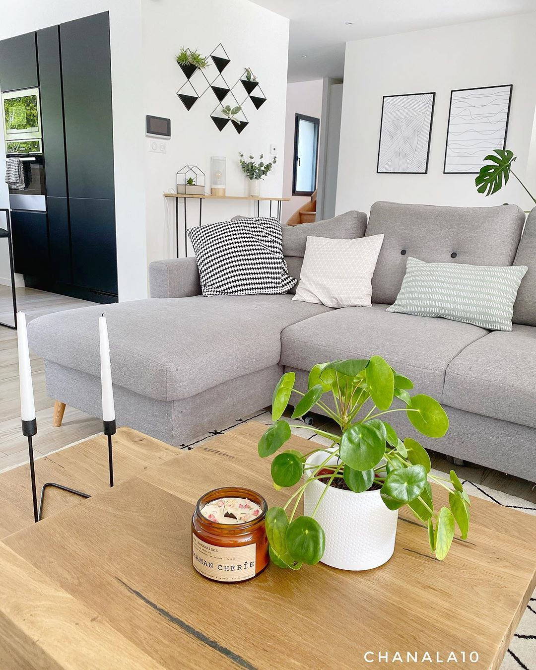 Epingle Sur Deco Scandinave Scandinavian Home Bobochic