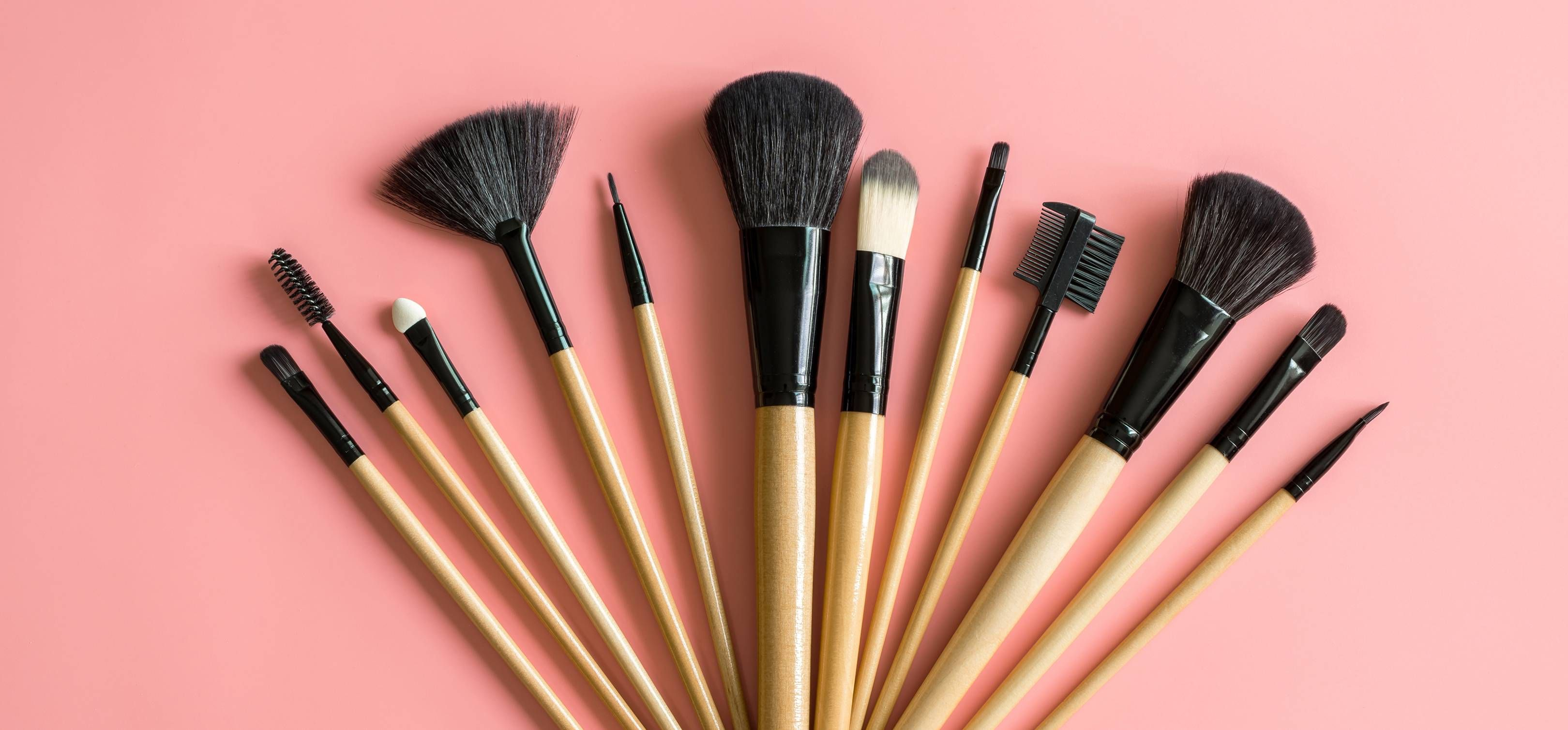 Angled, kabuki or domed? This is what each makeup brush