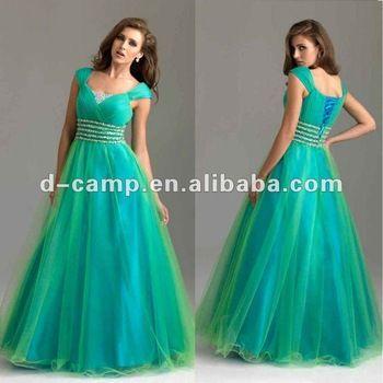 modern vintage prom dresses