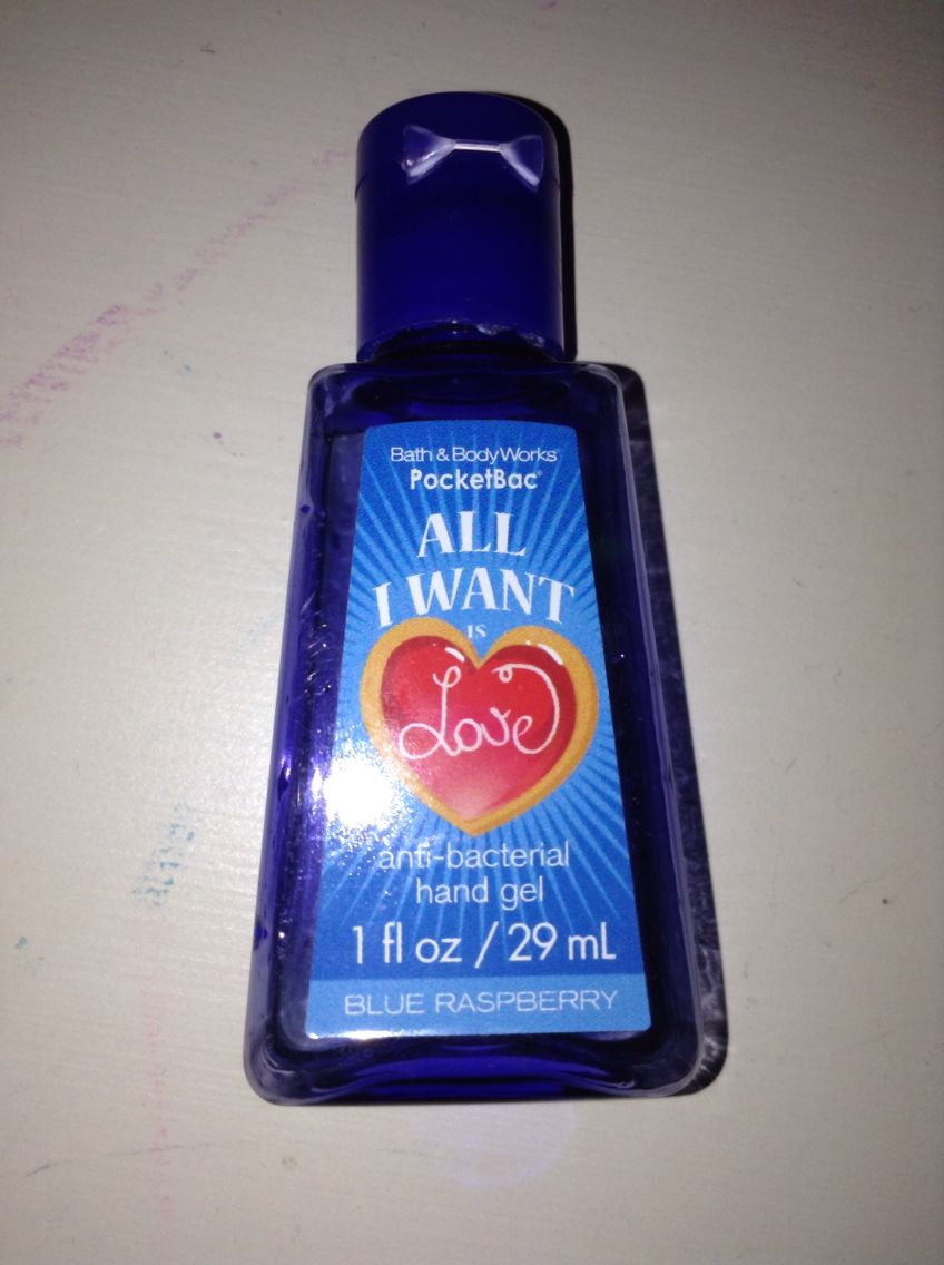 My Rare Pocketbac Bath Body Works Bath Body Hand Sanitizer