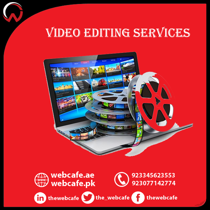 Video Editing Service In 2020 Video Editing Web Cafe Editing Service