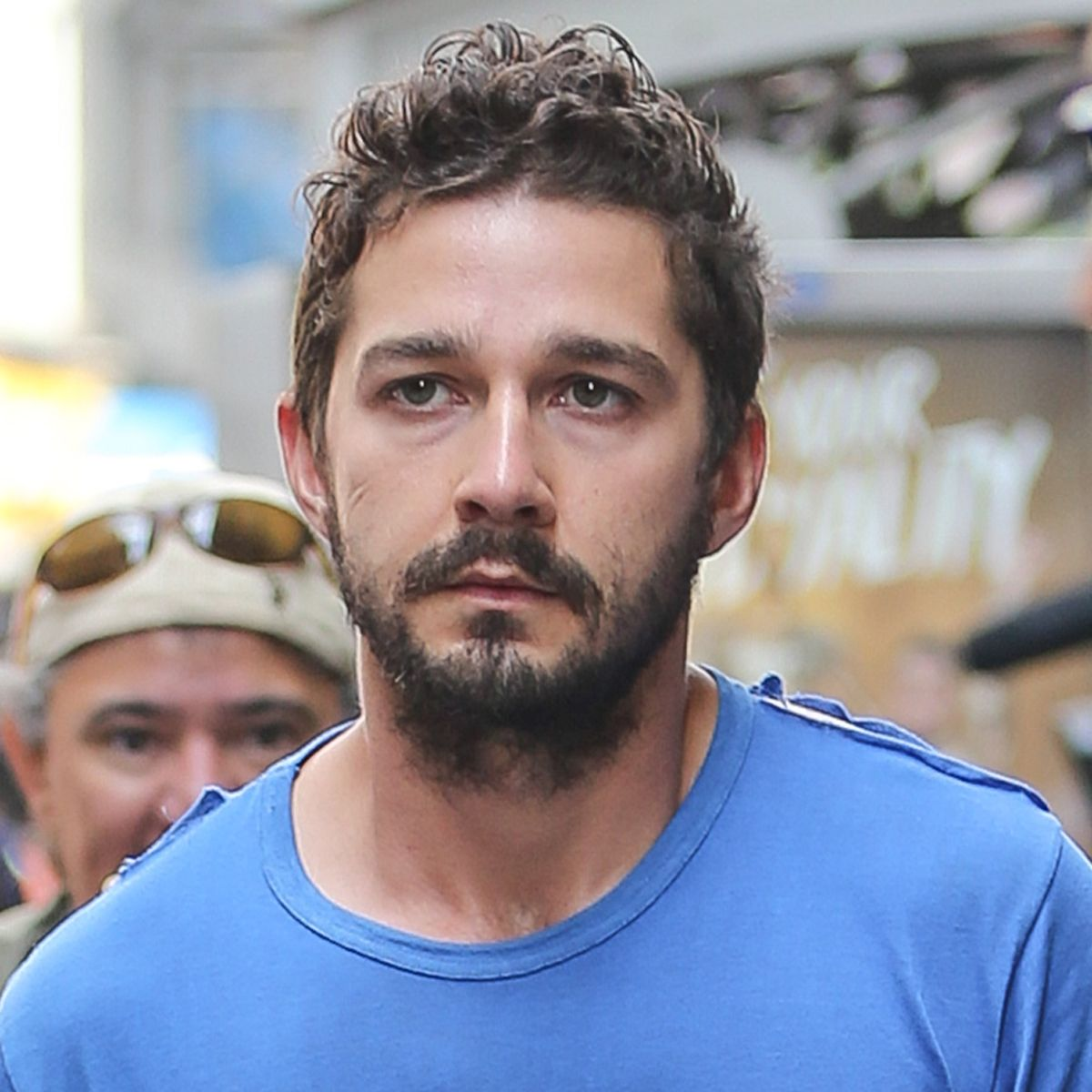 Image result for shia labeouf mad