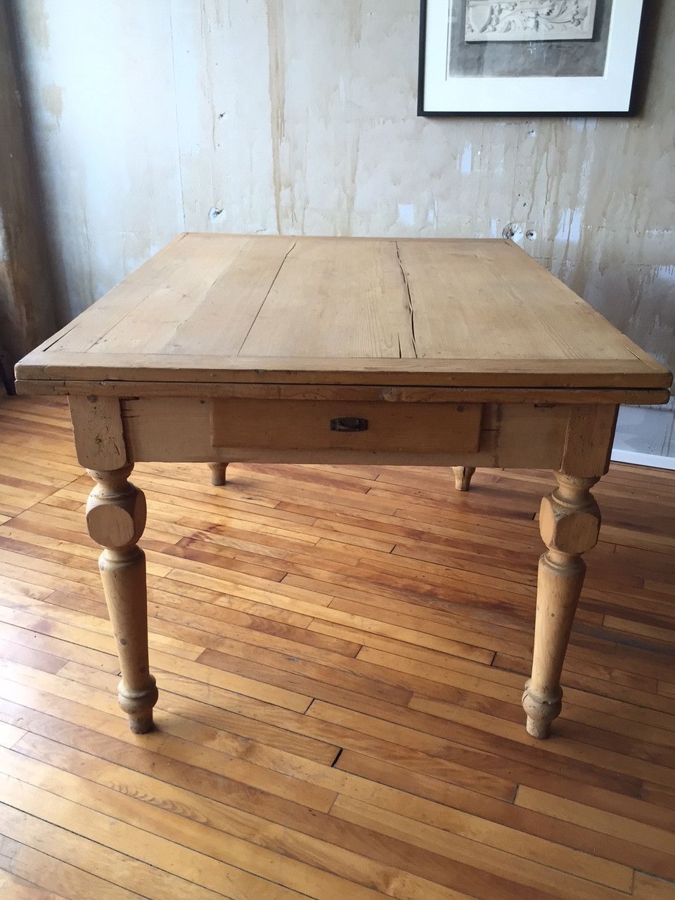 Tuscan Antique Dining Table Extends Dining Table Antique Dining Tables Dinning Room Tables
