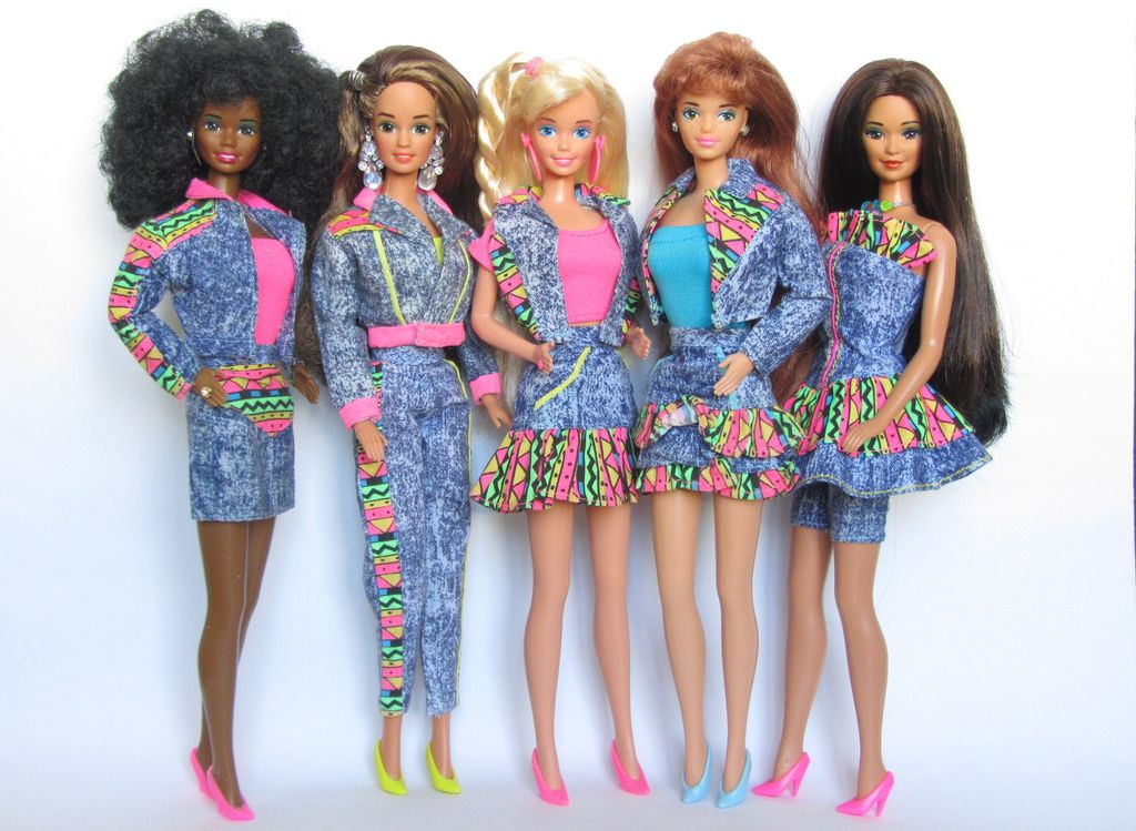 Barbie - Jeans Fashions # | barbie beaute2 | Pinterest ...