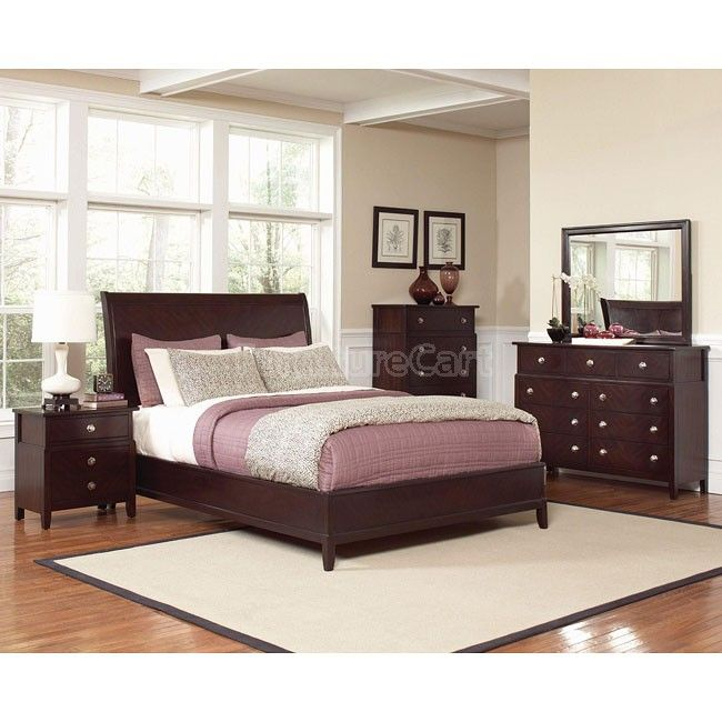 Luxury Bedroom Furniture Stores: Albright Bedroom Set