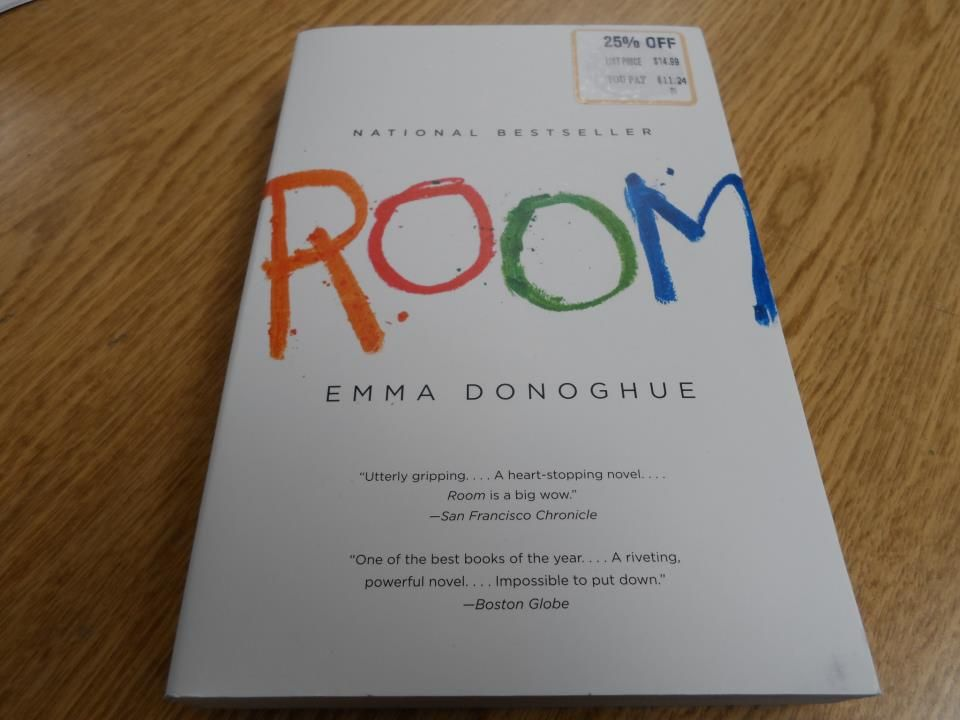 Bestseller Room by Emma Donoghue available for only $1.99