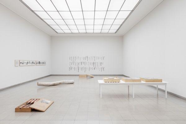 Robert Kinmont Listen at Kunsthaus Glarus