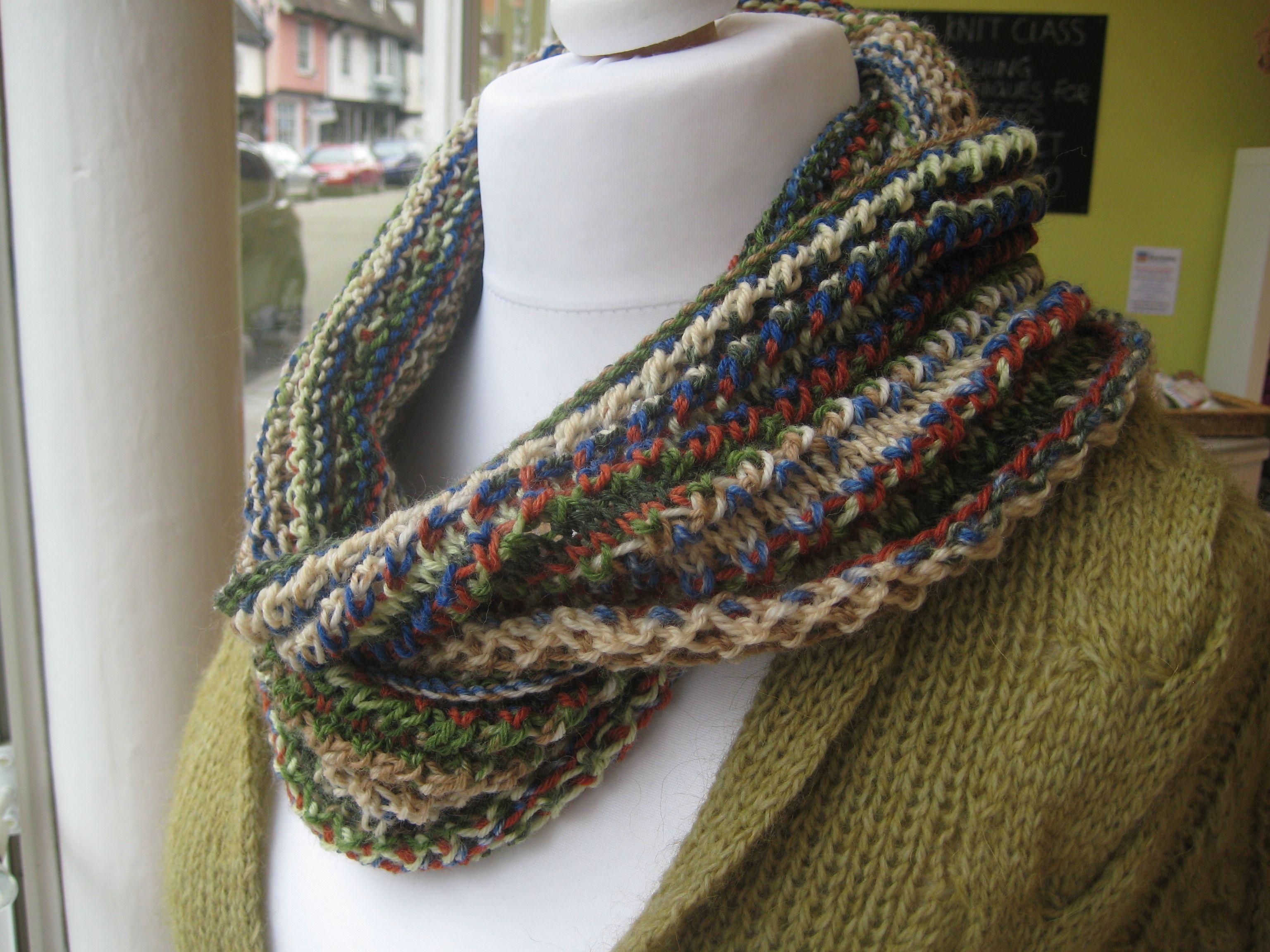 Knitcol Cowl | Knitting - IN MY QUEUE | Pinterest | Circular needles ...