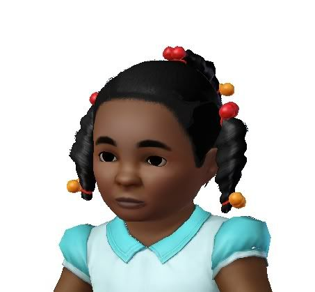 Surprising 1000 Images About Sims 3 Cc Hair On Pinterest Dreads Sims 3 Short Hairstyles For Black Women Fulllsitofus