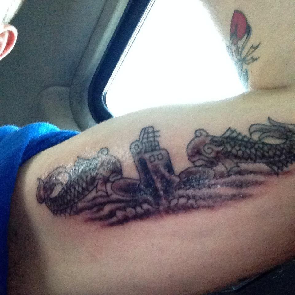 10+ Amazing Us navy submarine tattoos image ideas