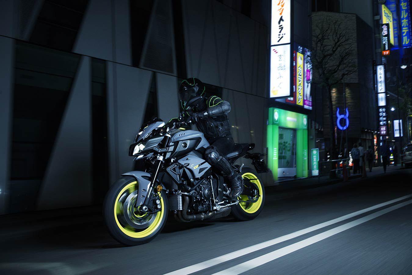 Yamaha MT-10   Heldth