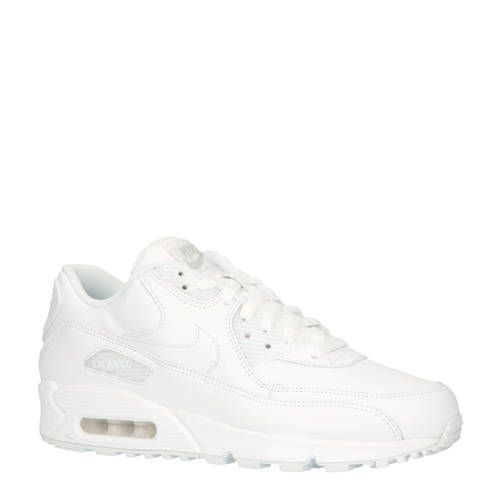 Nike Air Max 90 Leather Air Max 90 Leather sneakers wit ...