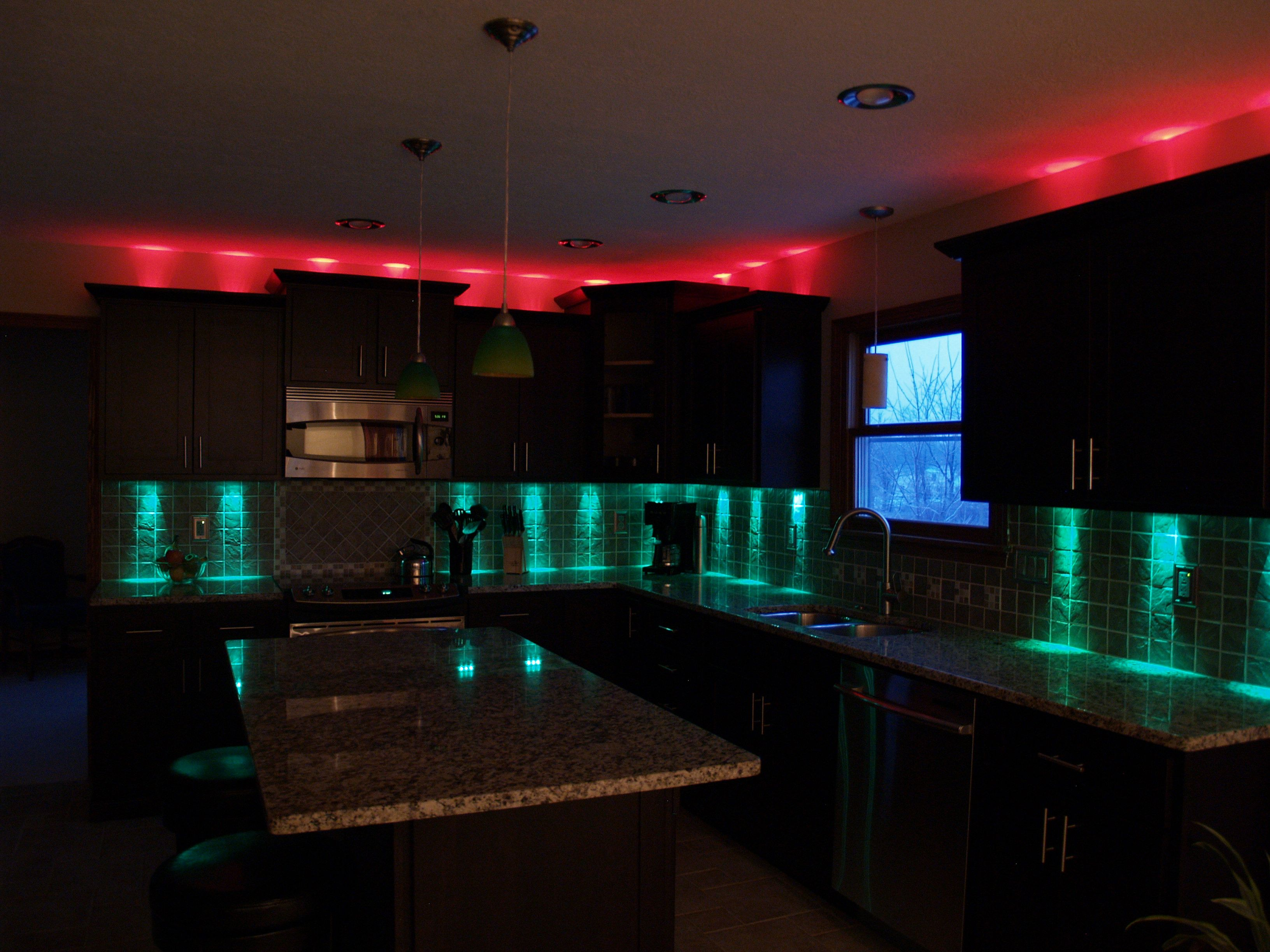 Glow In The Dark Kitchens Kitchen Glow Glowinthedark Dark