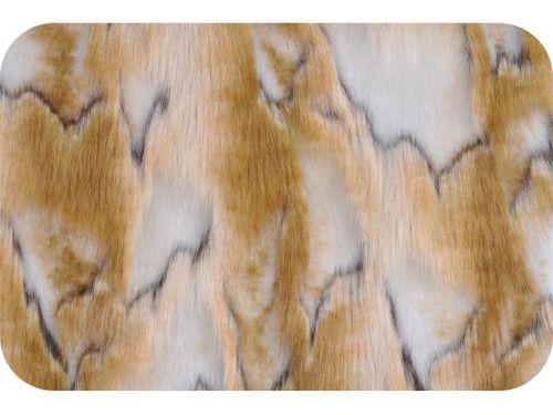 Brandy Faux Fox fabric.