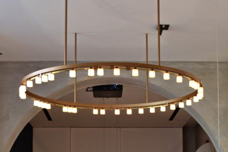 royal grand chandelier designed for the caf royal in. Black Bedroom Furniture Sets. Home Design Ideas