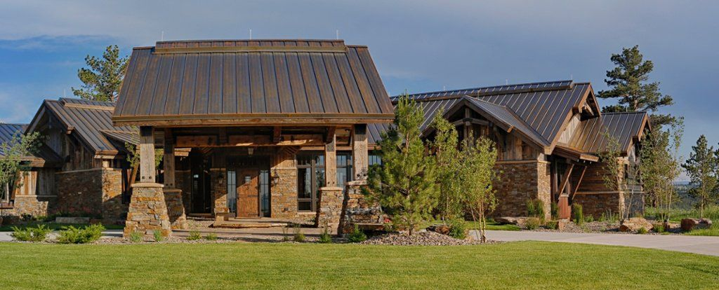 What You Need To Know When Repairing Your Roof Craftsman Exterior Tin Roof House Metal Roof