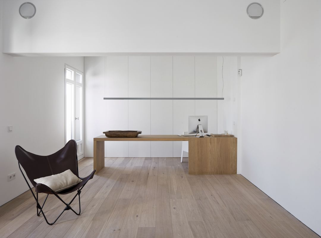 neugestaltung appartement he. in madrid, spanien 2015