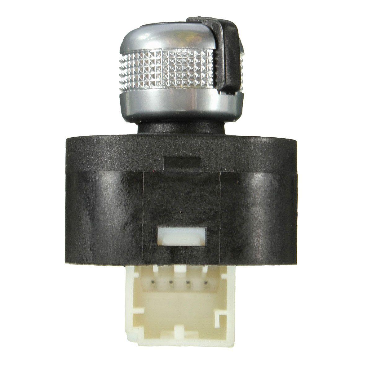 Chrome espelho interruptor de controle para Q7 Audi R8 A6 S6 tt S4 ...