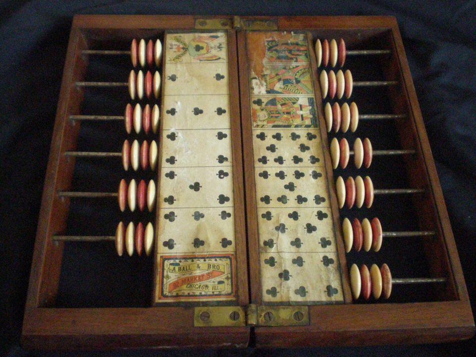 Casino Game Faro