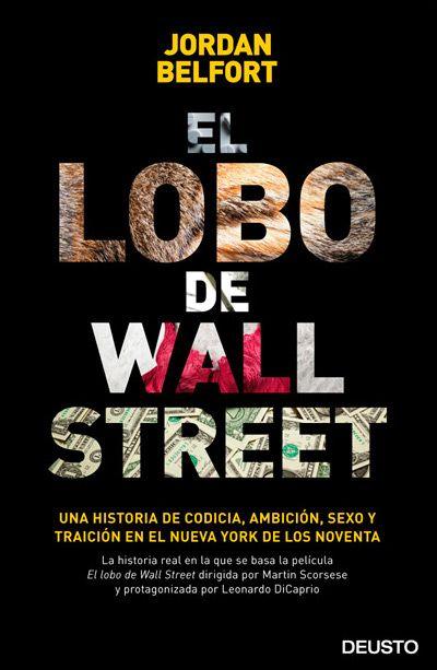 jordan belfort libro  Esta es la historia de Jordan Belfort, llamado ?El lobo de Wall ...
