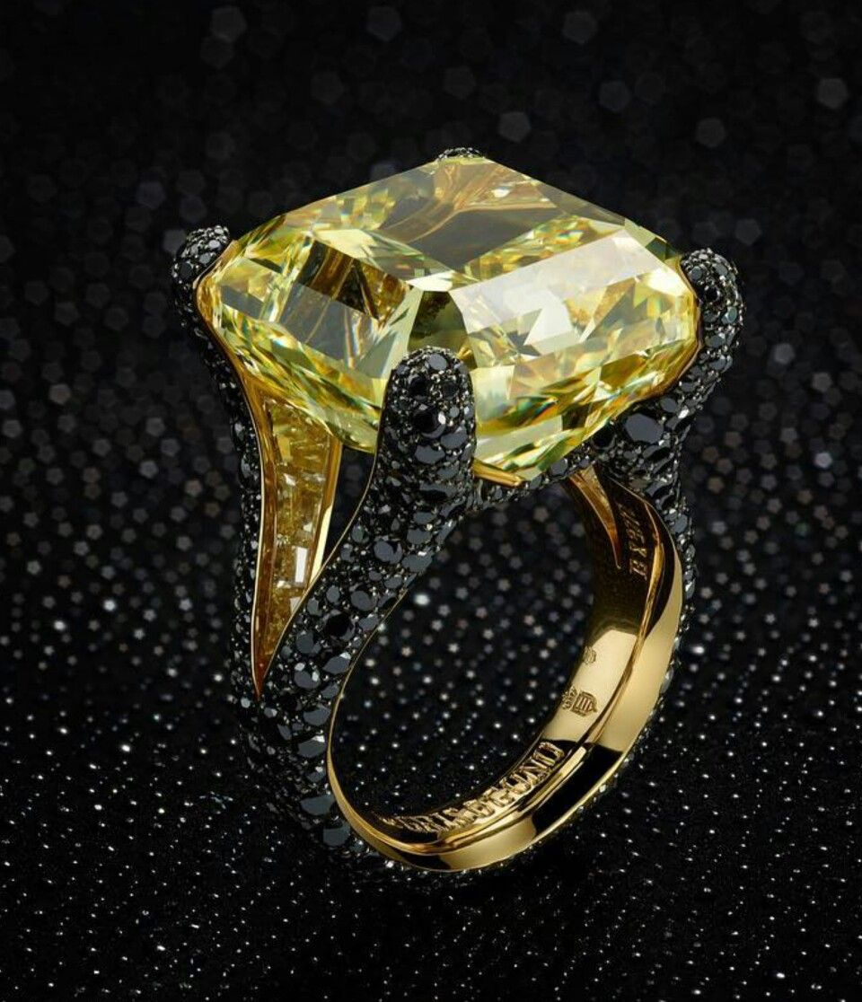 brand famous diamond black an ring example of impressive yellow mark this diamonds engagement patterson adorned the s is rings with pin